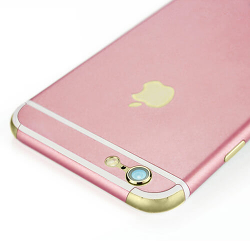 Rose Gold Full Body Screen Protector