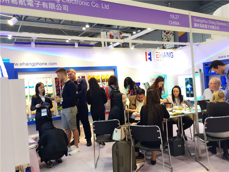 Exhibition (2015-2016) – EHANG Screen Protector Wholesale