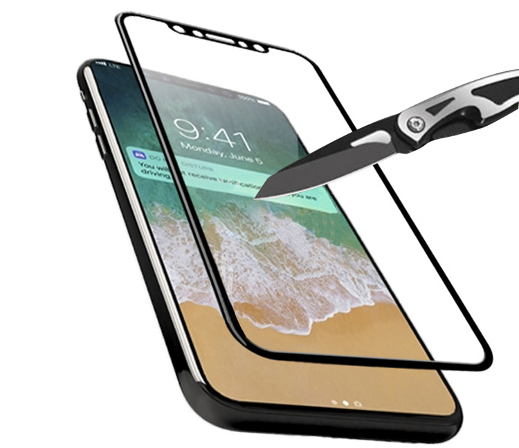Manufacturer iPhone 8 Tempered Glass