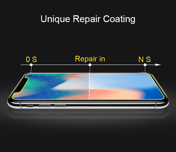 Unique Repair Coating