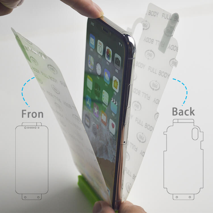 Full Cover Invisible Screen Protector