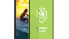 9h full screen flexible glass screen protector
