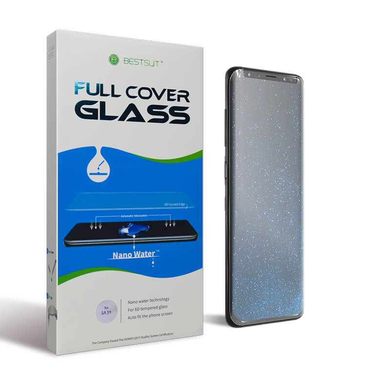 Samsung UV Full Glue Adhesive Tempered Glass Screen Protector