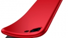 red phone case and explosion proof screen protector