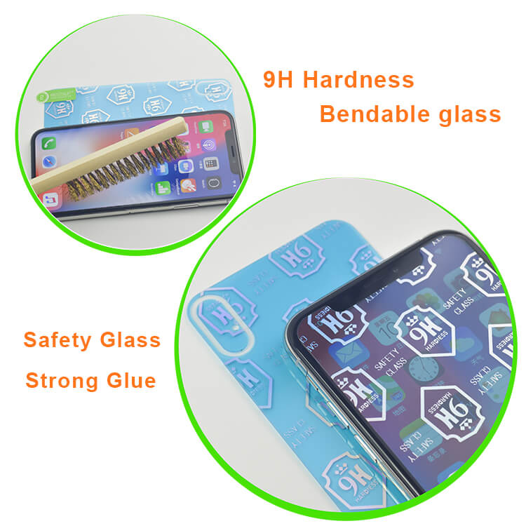 same as tempered glass hardness