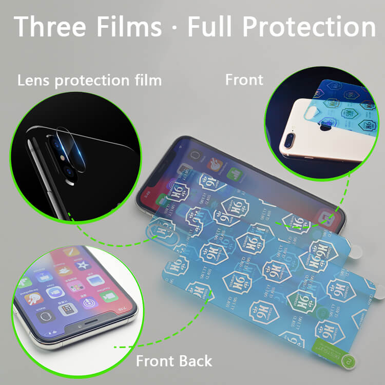 Not Just Screen Protection