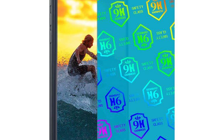 flexible glass screen protector