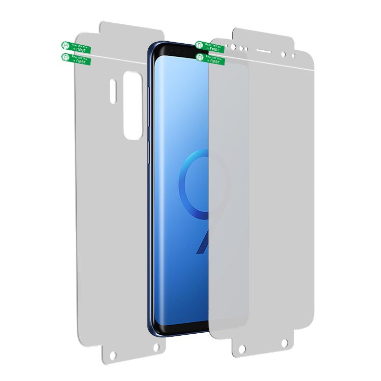 dual positioning full cover screen protector
