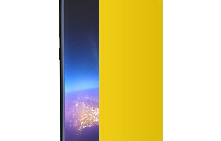 Under screen fingerprint unlock for samsung galaxy S10 screen protector
