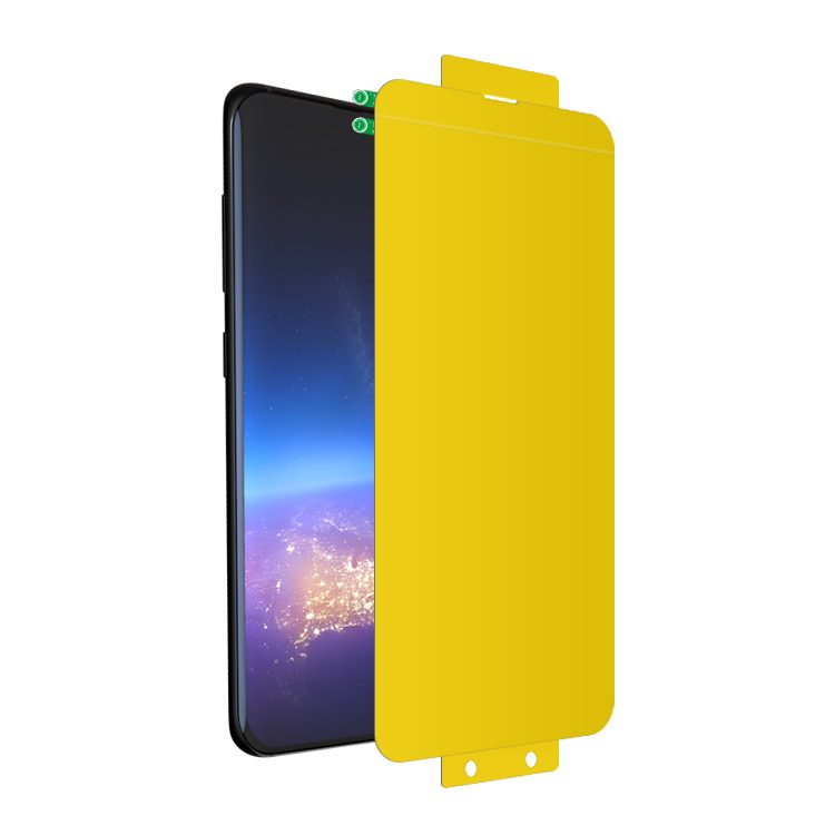 Under screen fingerprint unlock for samsung galaxy S10 screen protector