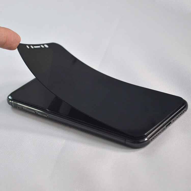Anti Spy Real Glass Touch Flexible Glass