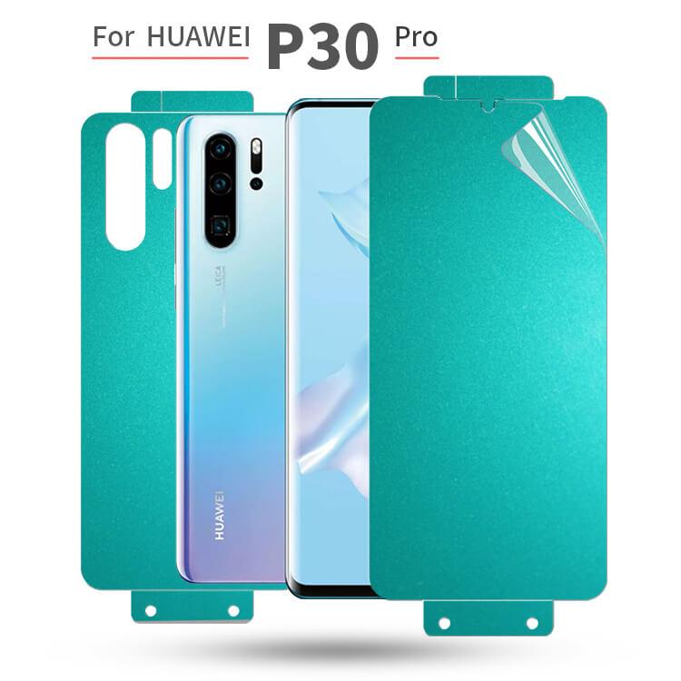 nano shape memory screen protector huawei p30