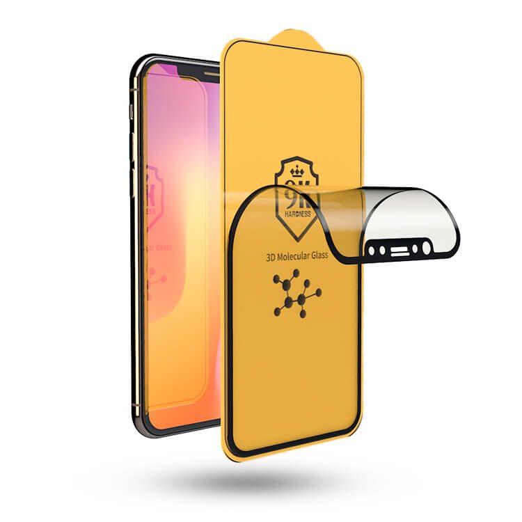 9H 3D Molecular Flexible Glass Screen Protector Wholesale
