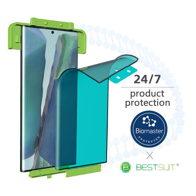 biomaster hot bending tempered glass-3